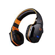 ราคาถูก โชว์รูมแบรนด์-B3505 เหนือหู ไร้สาย หูฟัง ไฟฟ้าสถิต พลาสติก การท่องเที่ยวและความบันเทิง หูฟัง เคลื่อนที่ / เสียงรบกวนแยก / พร้อมไมโครโฟน ชุดหูฟัง
