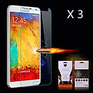 ultimativ stødabsorbering skærmbeskytter til Samsung Galaxy s6 (3stk)