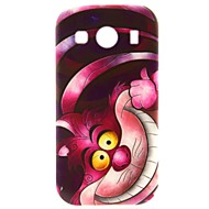 For Samsung Galaxy etui Mønster Etui Bagcover Etui Kat TPU for Samsung Ace 4