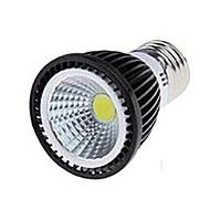 voordelige LED-spotlampen-5W E26/E27 LED-spotlampen 1 leds COB Warm wit Koel wit 250-300lm 2800-3500/6000-6500K AC 85-265V