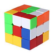 cheap Educational Toys-Rubik's Cube 3*3*3 Smooth Speed Cube Magic Cube Puzzle Cube Professional Level Speed Gift Classic & Timeless Girls'