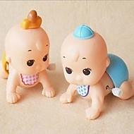 저렴한 -엉덩이 아기 장난감을 비틀 것이다 인형을 크롤링합니다 체인