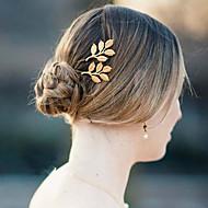 Недорогие $0.99 Модное ювелирное украшение-Головные уборы / Заколка / Заколка для волос с Цветы 1шт Свадьба / Особые случаи / Повседневные Заставка