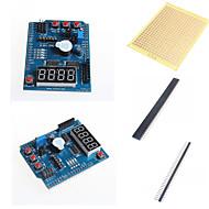 お買い得  Arduino 用アクセサリー-Arduinoのためのベースの学習多機能拡張ボード