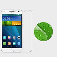 お買い得  スクリーンプロテクター-スクリーンプロテクター Huawei のために Huawei G7 PET 1枚 超薄型