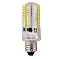 6W LED Mısır Işıklar T 80 SMD 3014 600 lm Sıcak Beyaz / Serin Beyaz Kısılabilir AC 110-130 V 1 parça