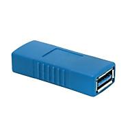 USB 3.0 typ zásuvka žena adaptéru spojka měniče konektoru