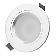 led downlights 5 nagy teljesítményű led 450-550lm meleg fehér természetes fehér dekoratív ac 85-265v