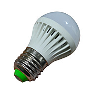 お買い得  LED ボール型電球-1個 1.5 W 2800-3200/6000-6500 lm E26 / E27 LEDボール型電球 10 LEDビーズ SMD 2835 温白色 / クールホワイト 220-240 V / 1個