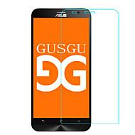 お買い得  スクリーンプロテクター-スクリーンプロテクター Asus のために Asus Zenfone 2 ZE551ML 強化ガラス 1枚 ハイディフィニション(HD)