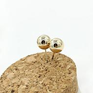 Недорогие $0.99 Модное ювелирное украшение-Жен. Кристалл Серьги-гвоздики - Хрусталь, Стразы Назначение Свадьба Повседневные