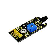 お買い得  -arduinoのkeyestudio炎の火災検知センサーモジュール