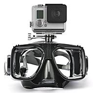 Ματογυάλια Μάσκες Κατάδυσης Βάση Για την Κάμερα Δράσης Όλα Gopro 5 Gopro 4 Gopro 4 Session Gopro 3 Gopro 2 Gopro 3+ Gopro 1 Αθλητισμός DV