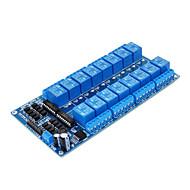 voordelige Arduino-accessoires-zestien relais -12V