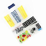 povoljno -Univerzalni DIY dijelovi komplet set za Arduino - crna + plava + šaren