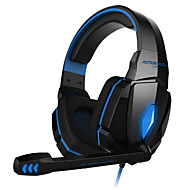 cheap Headsets & Headphones-KOTION EACH G4000 Stereo Gaming Headphone with Mic Volume Control