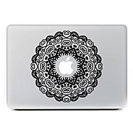 abordables Adhesivos Skin para Mac-1 pieza para Anti-Arañazos Flor Diseño MacBook Air 13''