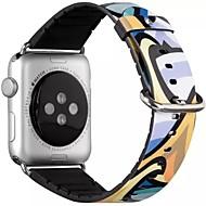 お買い得  HOCO-時計バンド のために Apple Watch Series 3 / 2 / 1 Apple リストストラップ クラシックバックル PU