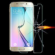 Недорогие Чехлы и кейсы для Galaxy S-Защитная плёнка для экрана для Samsung Galaxy S6 edge plus Закаленное стекло Защитная пленка для экрана Защита от царапин