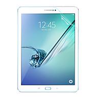 abordables Galaxy Tab Protectores de Pantalla-Protector de pantalla Samsung Galaxy para PET Protector de Pantalla Frontal Alta definición (HD)