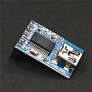 FTDI Basic Breakout USB TTL upload työkalu MWC Arduino (toimii virallinen arduino levyt)