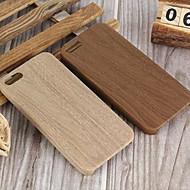 Назначение iPhone X iPhone 8 iPhone 8 Plus Кейс для iPhone 5 Чехлы панели С узором Задняя крышка Кейс для Имитация дерева Мягкий