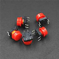 sähköteho ohjaus 4-pin painike swit (5kpl)