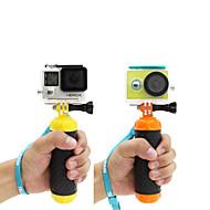 voordelige -Drijven Voor Actiecamera Gopro 6 Gopro 5 Xiaomi Camera Duiken Surfen