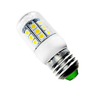 2.5W E26/E27 LED-maissilamput T 27 ledit SMD 5050 Lämmin valkoinen 150-200lm 2500-3500K AC 85-265V