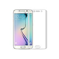 beittal® 0.2mm протектор экрана HD взрывозащищенные мягкая мембрана для Samsung Galaxy S6 краю + (полный экран)