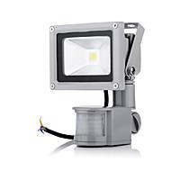 voordelige LED-schijnwerperlampen-2800-6500 lm LED-schijnwerperlampen 1 leds Krachtige LED Sensor Warm wit Koel wit AC 85-265V
