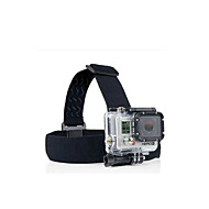 cheap Sports Cameras & Accessories For GoPro-Front Mounting Straps Convenient For Action Camera Gopro 6 All Gopro Gopro 5 Gopro 4 Gopro 3 Gopro 3+ Gopro 2 Nylon