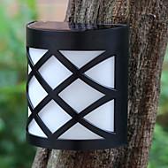 お買い得  LED ソーラーライト-6ledsガーデンライト屋外の家の装飾巧みなデザインガーデンソーラーライト