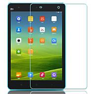 お買い得  タブレット用アクセサリー-スクリーンプロテクター のために XIAOMI 強化ガラス 1枚 ハイディフィニション(HD)