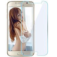 новый HD три анти- закаленное стекло пленка для Samsung Galaxy S6