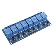 5v 8 kanaals relaismodule boord voor Arduino pic avr dsp arm