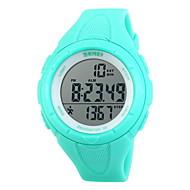 SKMEI Муж. Спортивные часы Наручные часы Цифровой LCD Календарь Секундомер Защита от влаги тревога Солнечная энергия Спортивные часы