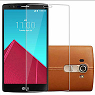 The New HD Three Anti- Tempered Glass Film for LG G4 Screen Protectors for LG