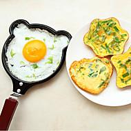 tegneseriefigurer pan stegt æg mini uden låg en stegepande