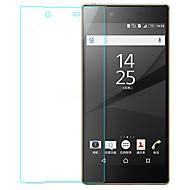 お買い得  スクリーンプロテクター-スクリーンプロテクター Sony のために Sony Xperia Z5 強化ガラス 1枚 ハイディフィニション(HD)
