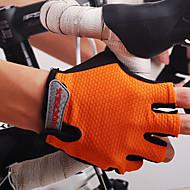 halpa -Nuckily Aktiivi/ Urheilukäsineet Pyöräilyhanskat Kosteuden läpäisevä Käytettävä Hengittävä Kulutuksen kestävä Kosteutta siirtävä