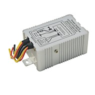 abordables Interruptores-de entrada de metal carcasa dc 24v a 12v de salida 5a convertidor de 6 cables de alimentación 60w
