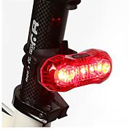 halpa -Polkupyörän jarruvalo LED - Pyöräily Ladattava Helppo kantaa LED-valo Muuta Lumenia USB Pyöräily
