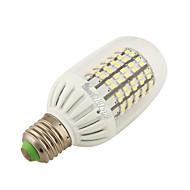 お買い得  LED コーン型電球-7W 600 lm E26/E27 LEDコーン型電球 138 LEDの SMD 3528 温白色 AC100-240