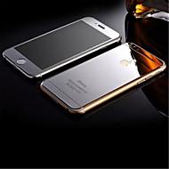 お買い得  iPhone用スクリーンプロテクター-スクリーンプロテクター Apple のために iPhone 6s iPhone 6 強化ガラス 1枚 スクリーン&ボディプロテクター 防爆 ハイディフィニション(HD)