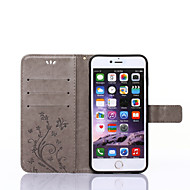cheap iPhone XS Max Cases-Case For Apple iPhone X / iPhone 8 / iPhone XS Wallet / Card Holder / with Stand Full Body Cases Butterfly Hard PU Leather for iPhone XS / iPhone XR / iPhone XS Max
