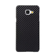 Для Кейс для  Samsung Galaxy С узором Кейс для Задняя крышка Кейс для Плитка Искусственная кожа Samsung A5(2016) / A3(2016)