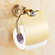 Βάση για χαρτί τουαλέτας / Πεπαλαιωμένος Χαλκός Νεοκλασικό