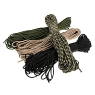 LS1626 30M 550 Paracord Parachute Cord Lanyard Rope Mil Spec Type III 7 Strand Paracord