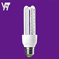 Χαμηλού Κόστους Λαμπτήρες LED τύπου Corn-2700-6500lm E26 / E27 LED Λάμπες Καλαμπόκι T 16 LED χάντρες SMD 2835 Διακοσμητικό Θερμό Λευκό Ψυχρό Λευκό 220-240V